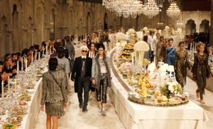 Chanel Pre-Fall 2012 Paris Bombay Collection - Feast