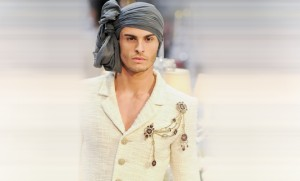 Chanel Pre-Fall 2012 Paris Bombay Collection - guy copy
