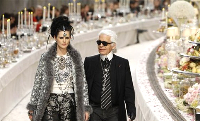 Chanel Pre-Fall 2012 Paris Bombay Collection