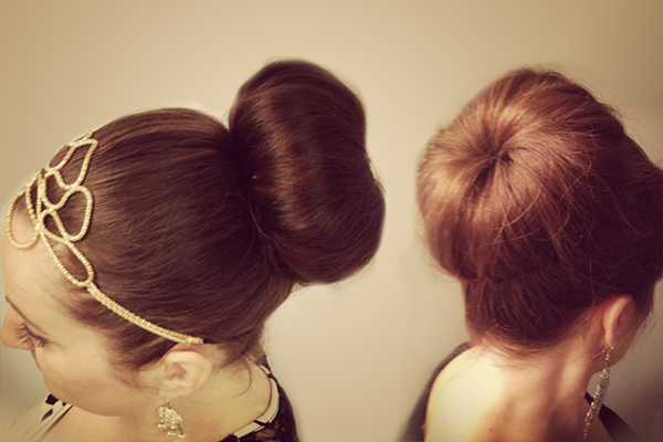 DIY Easy Sock Bun