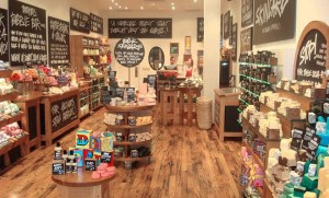 LUSH to the Rescue- Lush Store